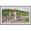 1022 přehrada Les Království ,**,