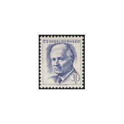 1677.- President ČSSR, Ludvík Svoboda,**,