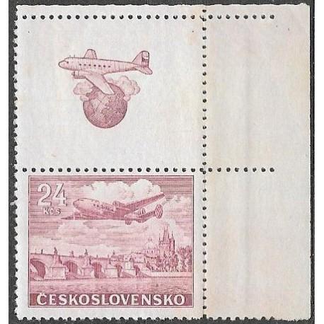 L23.-,KH,l.h.rPA, Letecké motivy,*,