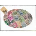 Japonsko 日本国  balíček 50 kusů poštovních známek ,o,