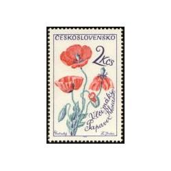 1382.- Flóra- květiny- Vlčí mák,**,