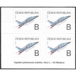 1087. ,ctbl, letadlo- AERO L -39 albatros ,**,