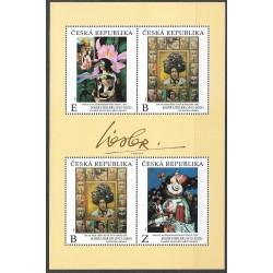 1078- 1080,PL,/1/, díla Josefa Lieslera doplněná jeho podpisem v meziarší ,**,