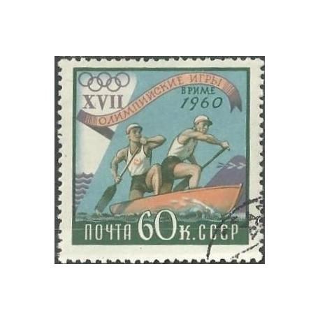 2377.- Olympijské sporty- kánoe,o,