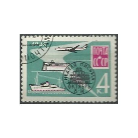 2649. Doprava- letadla, lodě, vlak ,o,