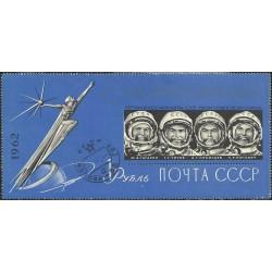 2681. Bl. 31 Sovětští kosmonauté ,o,