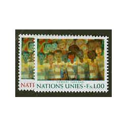 41- 42./2/, Umělecká díla pro OSN /II/  ,**,