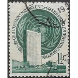 2.- budova OSN v New York  ,o,