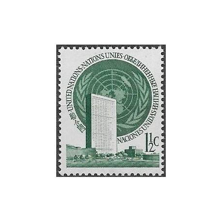 1- Národy Země,  UNO  ,**,