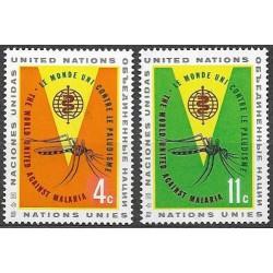 116- 117./2/, Boj proti malárii  OSN  ,**,