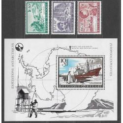 1448- 1450.Bl36,/4/, Antarktis- expedice ,**,