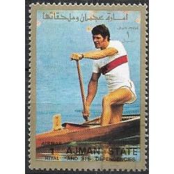 2607- Olympijské sporty- Mnichov 1972 ,o,