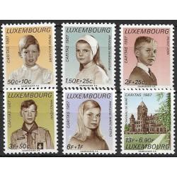 759- 764./6/, Luxembourg- charita  ,**,