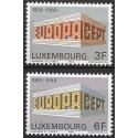 788- 789./2/, Luxembourg- EUROPA ,**,