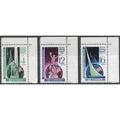 3038- 3040./3/, kosmonautika /I/,**,