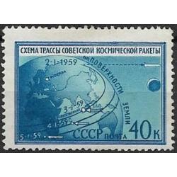 2220- kosmonautika ,**,
