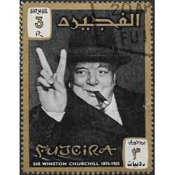 "67.- Winston Spencer Churchill ,o"","