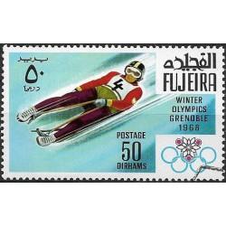 """215.- sport- OLYMPIÁDA 1968- krasobruslení ,o"""","""
