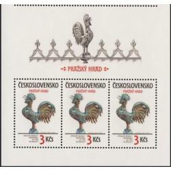 2654- 2655./2/,KH, Pražský hrad 1984,**,