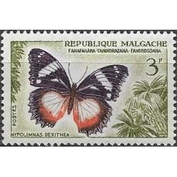 449.- motýl,**,
