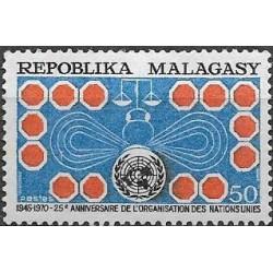 615. 25. výročí UNO,**,