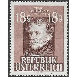 802. Franz Grillparzer ,**,