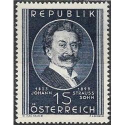 934. 50 let od úmrtí Johann Straus ,**,
