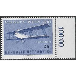 1085. LUPOSTA 1961 Wídeň ,**,