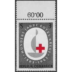 1135.,poč.h.krajPA, 100 let mezinárodního Červeného kříže,**,