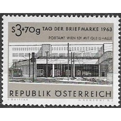 1144. Den poštovní známky ,**,