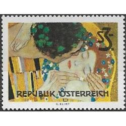 1154. secese Gustav Klimt ,**,