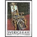 1968. Švédsko- Umění 1996 Endre Nemes ,**,