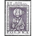 3644. Polsko- 1000 výročí smrti sv. Vojtěcha ,**,