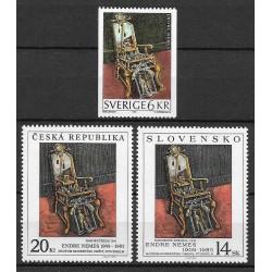 131.,SV,/3/ Umění 1996 Endre Nemes ,**,