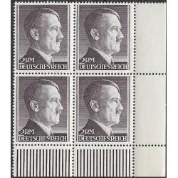 800.-čtbl.d.p.rohPA, Adolf Hitler ,**,