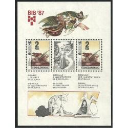 2808,A, XI. BIB 1987,**,