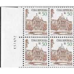19.-,dvanáct.bl,VV, Městská architektura,**, 1993