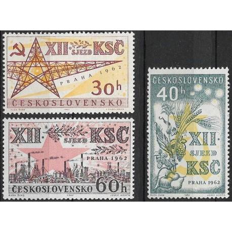 1276- 1278./3/, XII.sjezd KSČ , **,