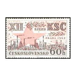 1278.- XII.sjezd KSČ , **,