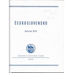 albové listy Československo 1979,POFIS použitíé,