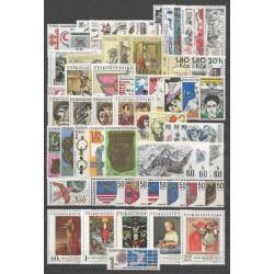 1741- 1803./68/,1969, ročník poštovních známek ,**,