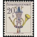 2110- 2113./4/, Poštovní emblémy - ,**,