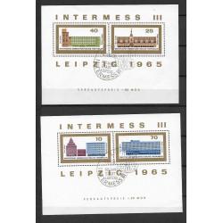 "1126- 1129.,Bl23,24/2/, INTERMESS II. 1965 ,o"","