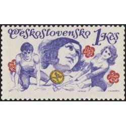 2141.- Československá spartakiáda 1975 ,**,