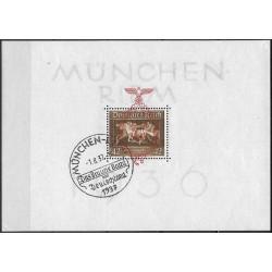 649. Bl10 Dostihy, Das Brown Band von Deutschland ,o-,