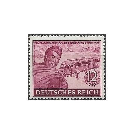 890-  Říšská pošta,**,
