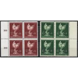 902- 903./2/,čtbl,  Německá společnost pro zlatníků ,**,