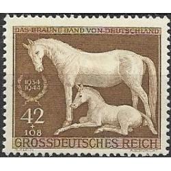 899.  koně- Mnichov ,**,