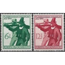 897- 898./2/, Tyrolští venkovští střelci- Innbruck ,**,