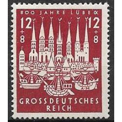 862. 800 let Lübeck ,**,